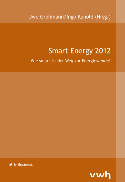 Tagungsband Smart Energy 2012