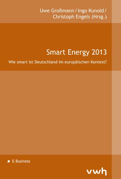 Tagungsband Smart Energy 2013